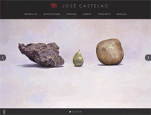 Tablet Preview of josecastelao.info
